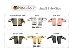 Small Side Clip / Side Anchor ***two pairs***