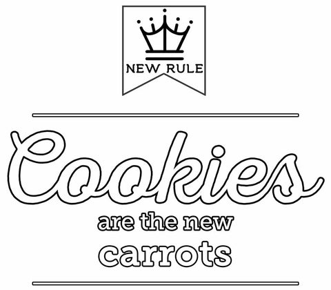Cookies New Carrots - Premium Toddler T-Shirt