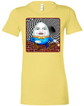 humpty dumpty - Women's Fitted T-Shirt