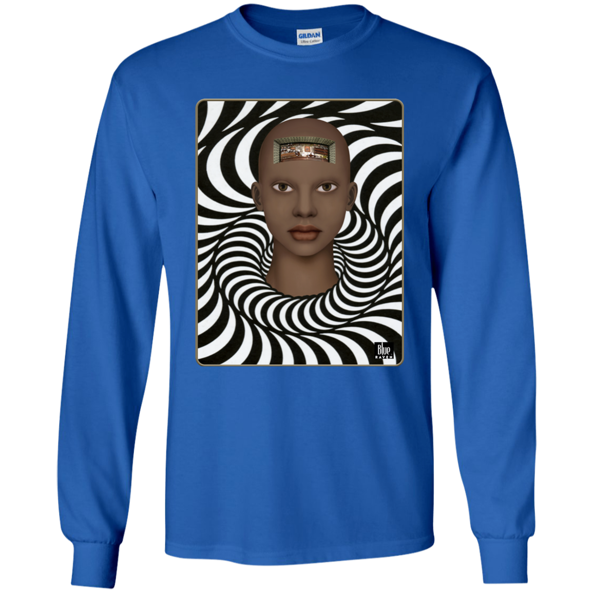 COMPUTERIZED 4 - Youth Long Sleeve T-Shirt