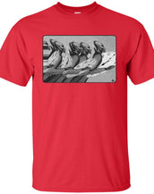 Time Marching On - B&W - Men's Classic Fit T-Shirt