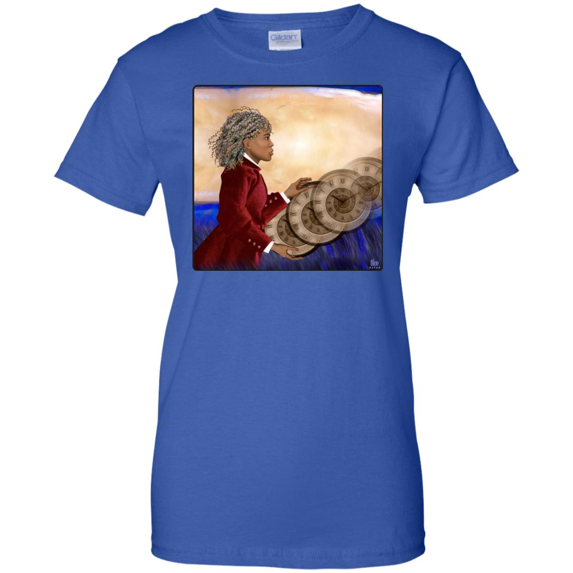RUSHING TIME - Women's Relaxed Fit T-Shirt