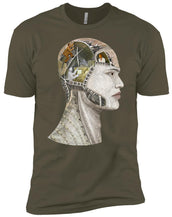 Who's Driving - Men's Premium Fitted T-Shirt