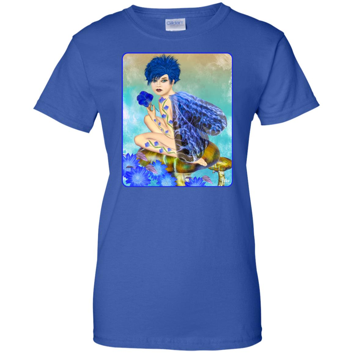 Blue Fairy 2 - Women's Relaxed Fit T-Shirt