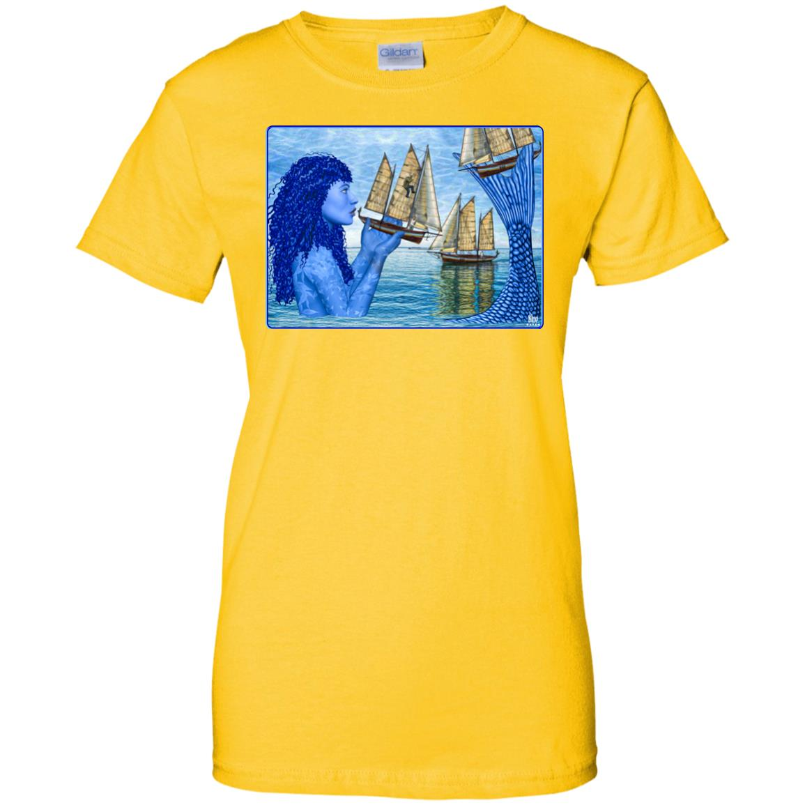 I Saw Three Ships - Women's Relaxed Fit T-Shirt
