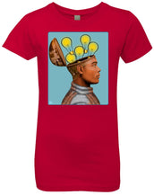 Future Humans - Girl's Premium Cotton T-Shirt