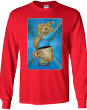 SPYDERBOT CONTROLS THE WORLD - Youth Long Sleeve T-Shirt
