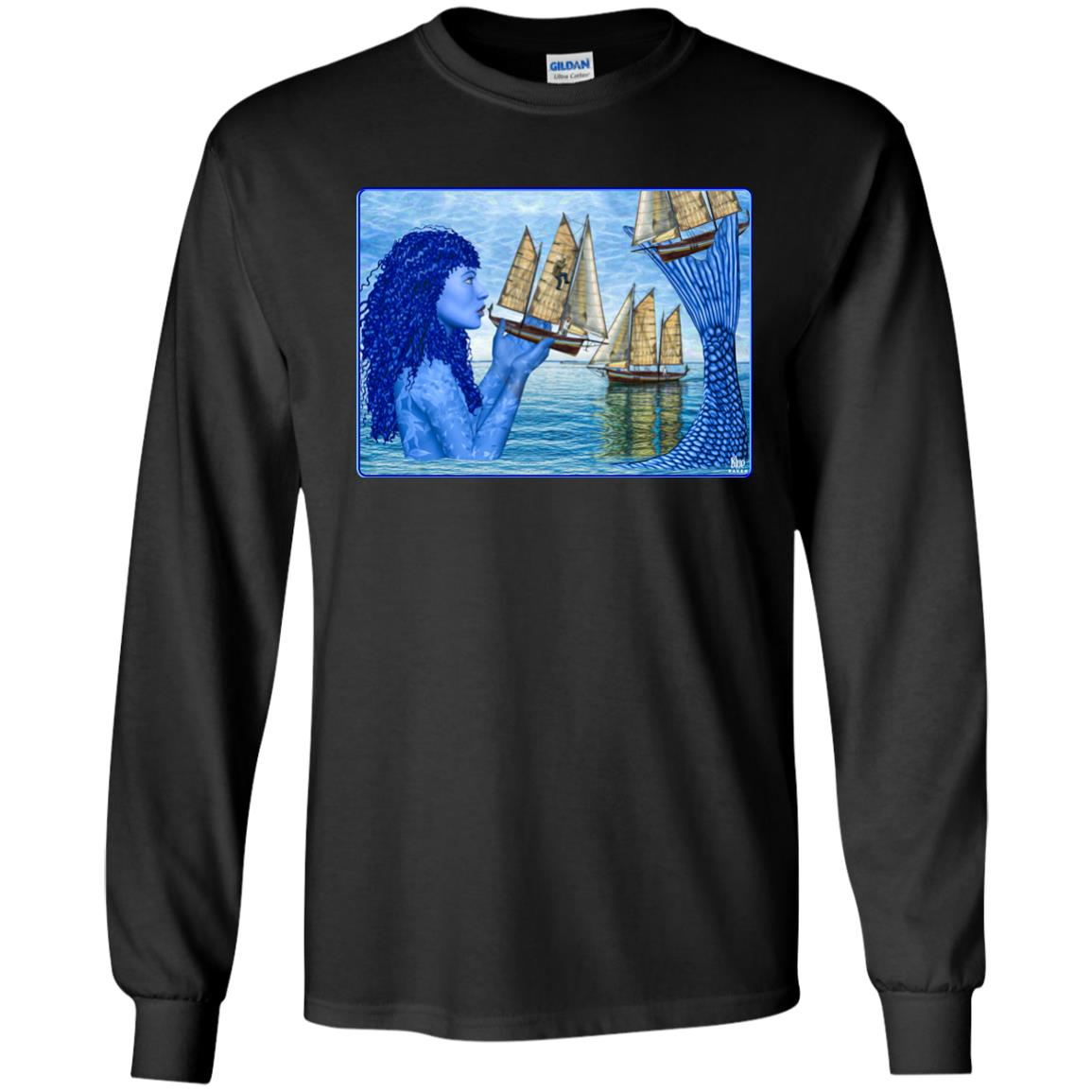 I Saw Three Ships - Youth Long Sleeve T-Shirt