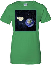 SOMEWHERE OUT THERE - Women's Classic Fit T-Shirt