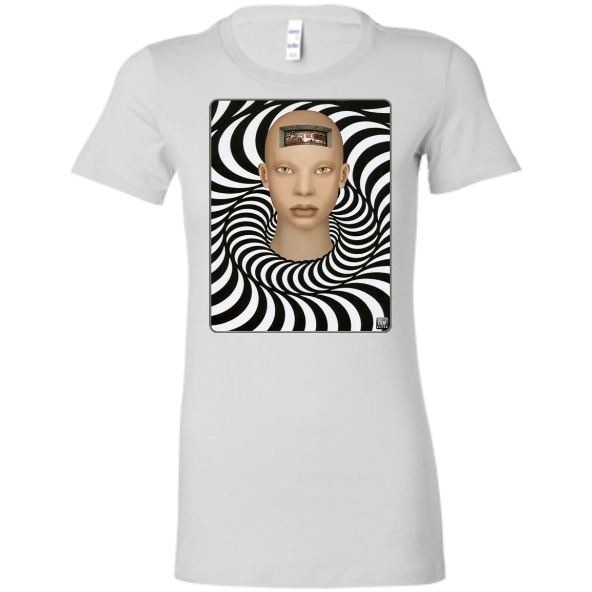 COMPUTERIZED - Women's Fitted T-Shirt