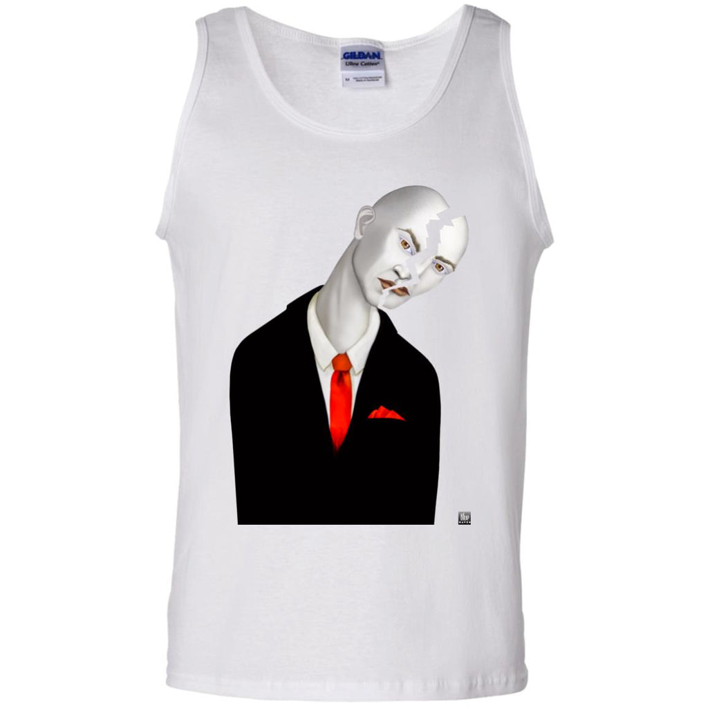 CRACKED UP - Men's Tank Top