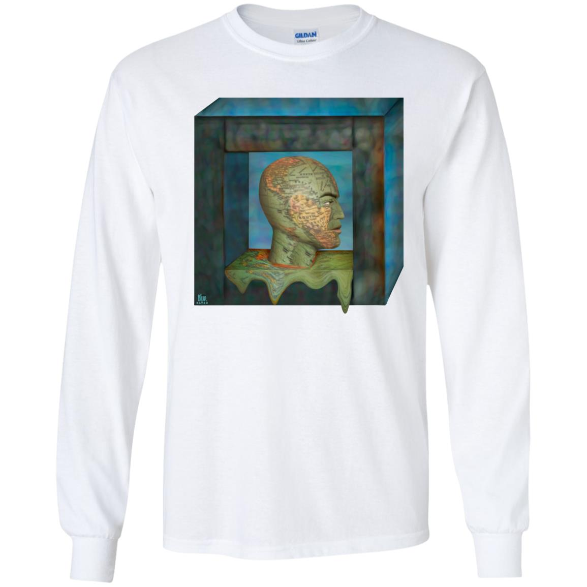 boxed in - Youth Long Sleeve T-Shirt