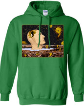EARTH TIME RUNNING OUT - Adult Hoodie