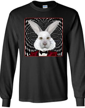 the white rabbit - Youth Long Sleeve T-Shirt