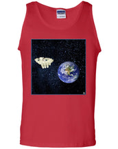 SOMEWHERE OUT THERE - Men's Tank Top