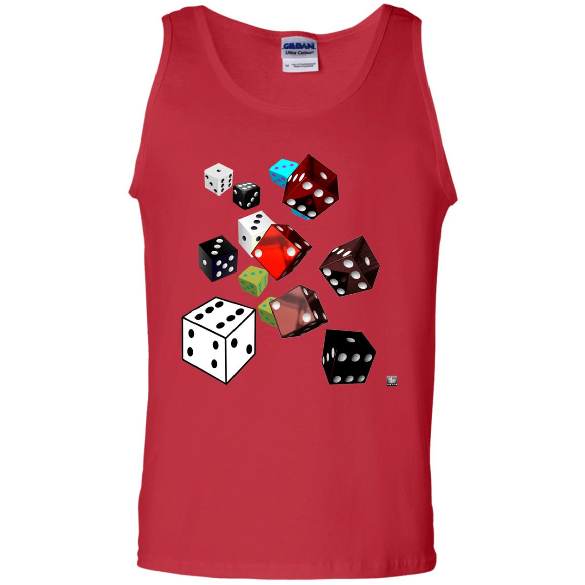 roll of the dice - Men's Tank Top