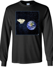 SOMEWHERE OUT THERE - Youth Long Sleeve T-Shirt