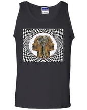 MAN IN THE MACHINE - Men's Tank Top