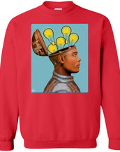 Future Humans - Men's Crew Neck Sweatshirt