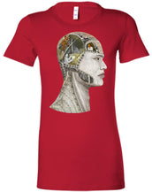 Who's Driving - Women's Fitted T-Shirt