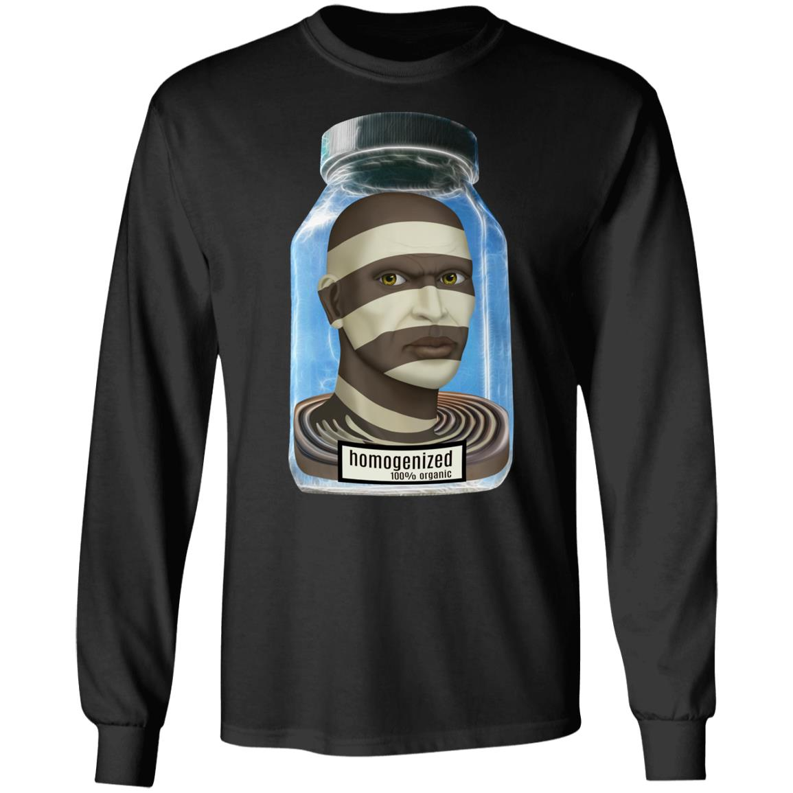 Homogenized - Men's Long Sleeve T-Shirt