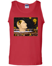 EARTH TIME RUNNING OUT - Men's Tank Top