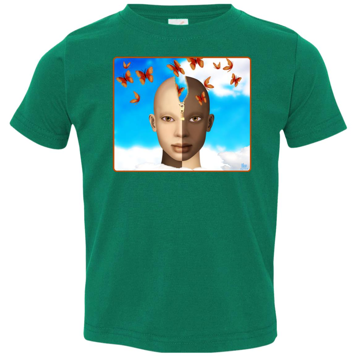 color of our thoughts - Premium Toddler T-Shirt