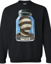 homogenized - Men's Crew Neck Sweatshirt