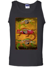 Uber Lizards - Men's Tank Top