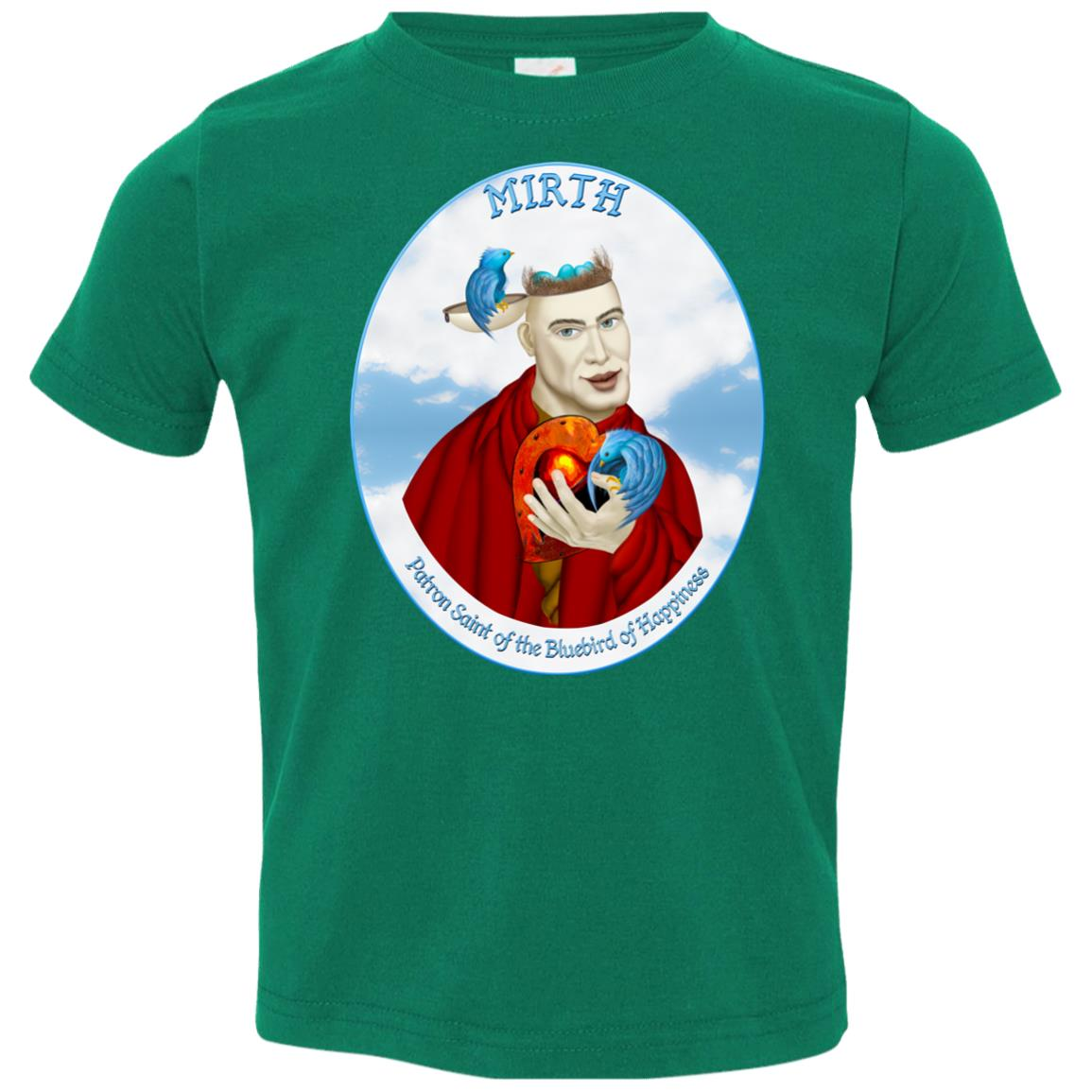 MIRTH - Premium Toddler T-Shirt