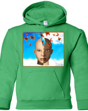 color of our thoughts - Youth Hoodie
