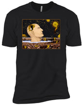 EARTH TIME RUNNING OUT - Men's Premium Fitted T-Shirt