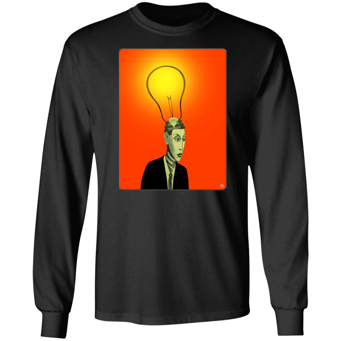 Bright Idea - Men's Long Sleeve T-Shirt