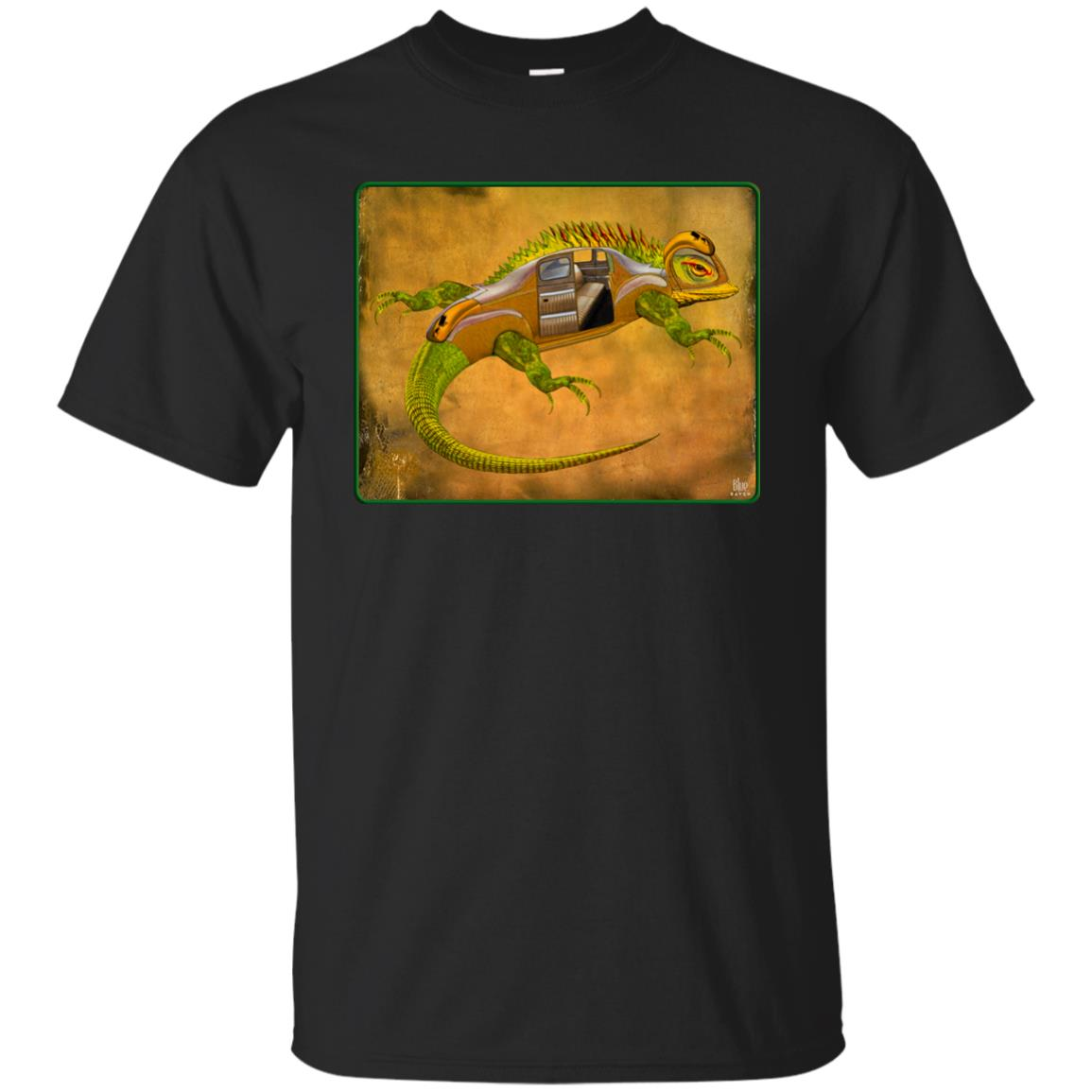 Uber Lizard - green - Men's Classic Fit T-Shirt
