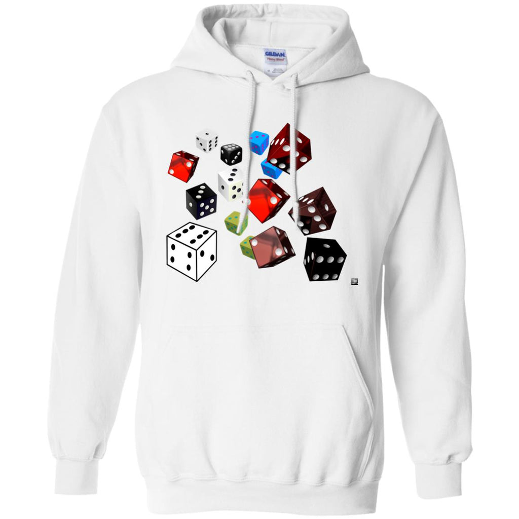 roll of the dice - Adult Hoodie