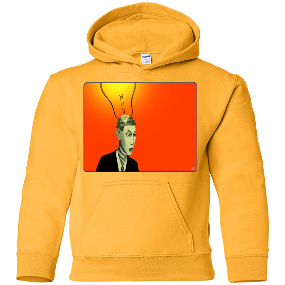 bright idea - Youth Hoodie
