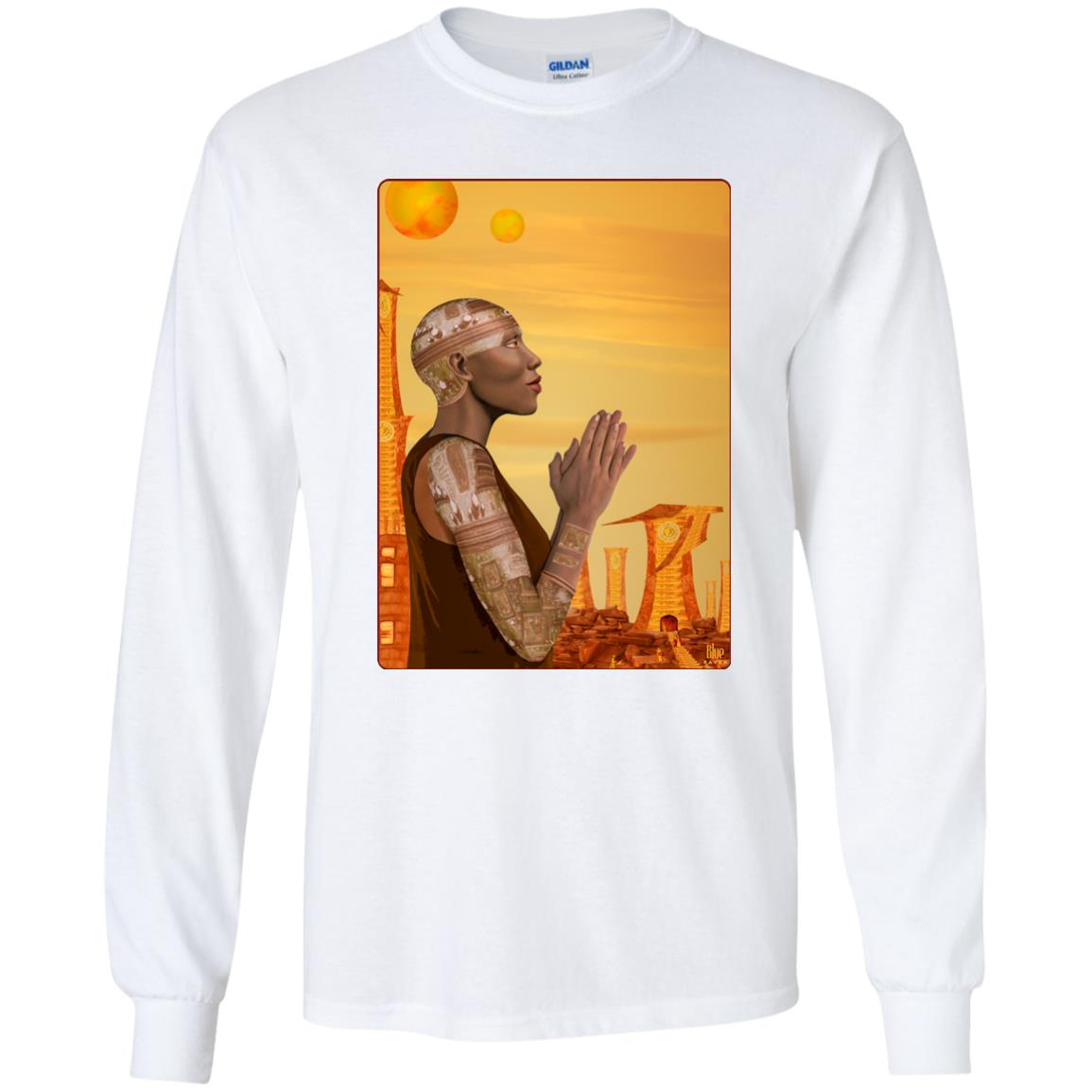 A Different Sky - Youth Long Sleeve T-Shirt