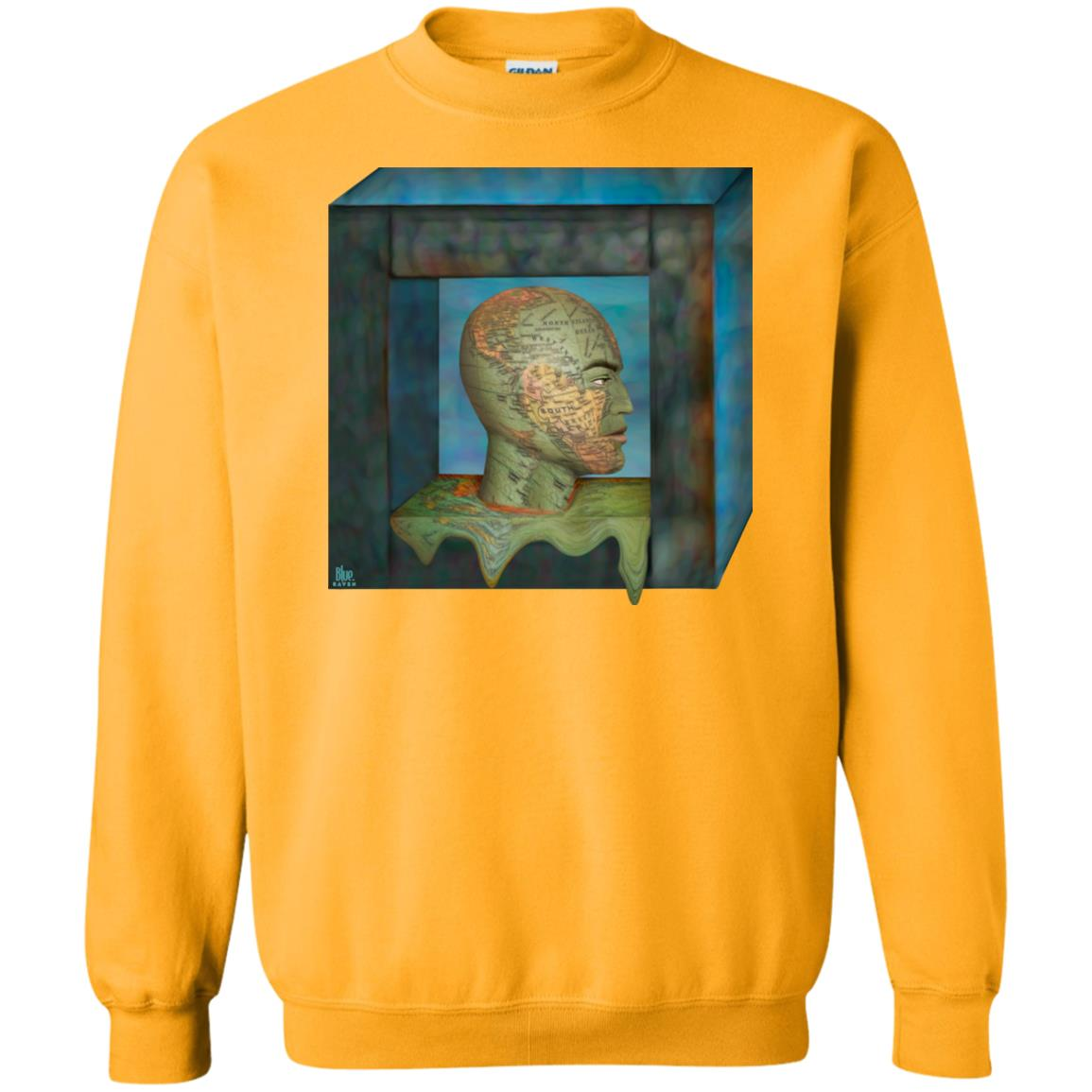 boxed in - Men's Crew Neck Sweatshirt