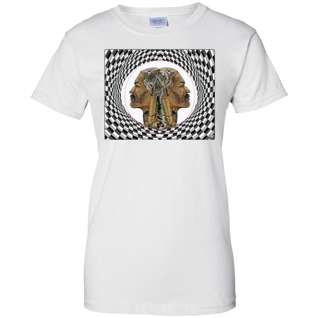 MAN IN THE MACHINE - Women's Classic Fit T-Shirt