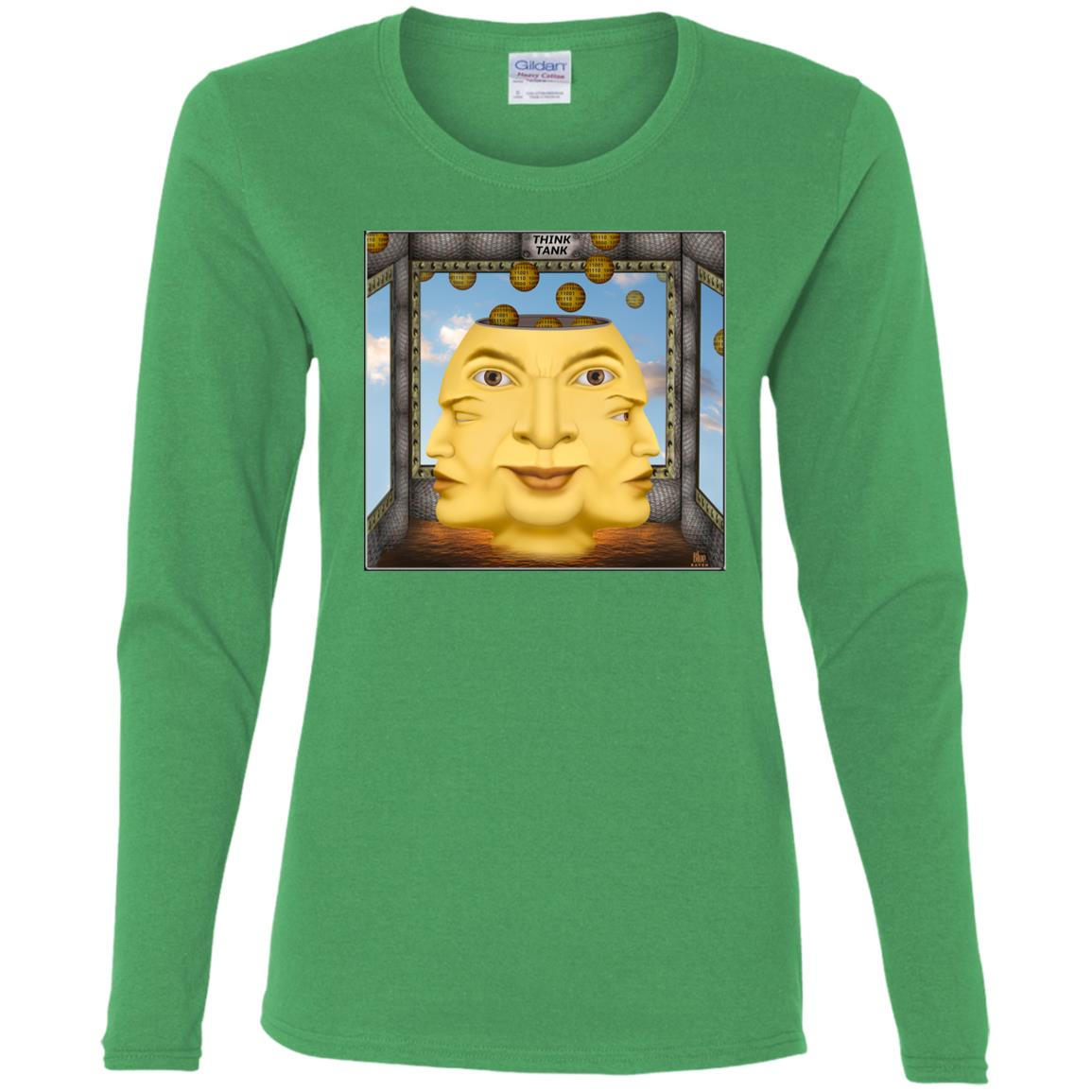 Think Tank - Women's Long Sleeve Tee