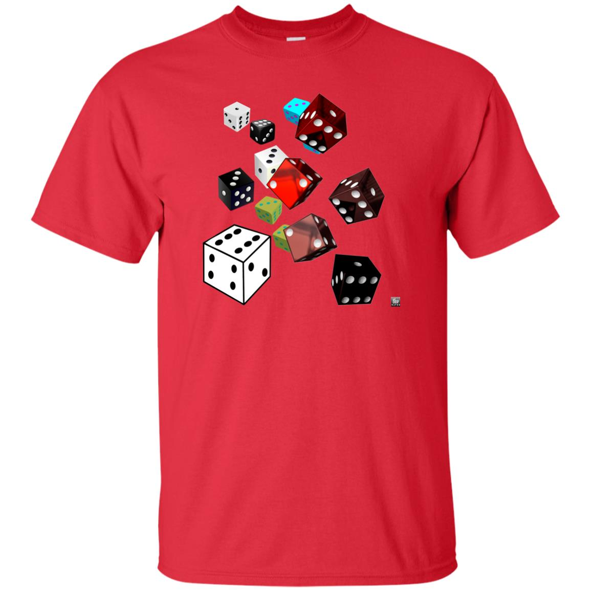 roll of the dice - Men's Classic Fit T-Shirt