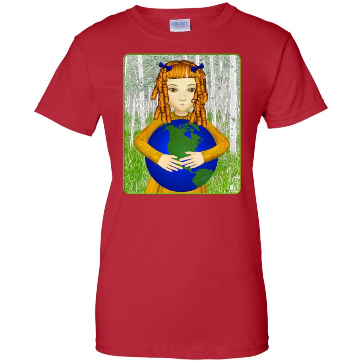 Save My World - Women's Relaxed Fit T-Shirt