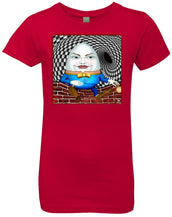 humpty dumpty - Girl's Premium Cotton T-Shirt