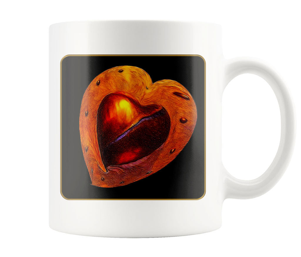 My Heart - 11 oz mug