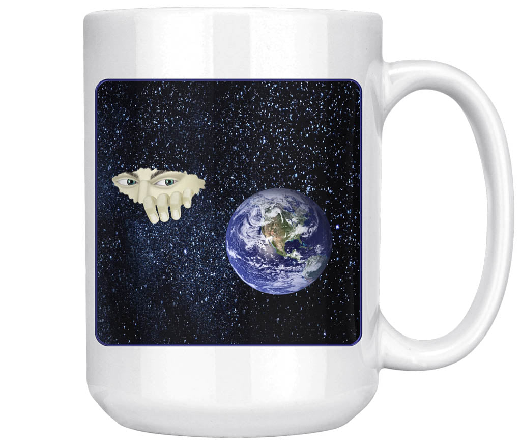 Somewhere Out There - 15 oz mug