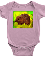 The Hedgehog - Premium Baby Onesie
