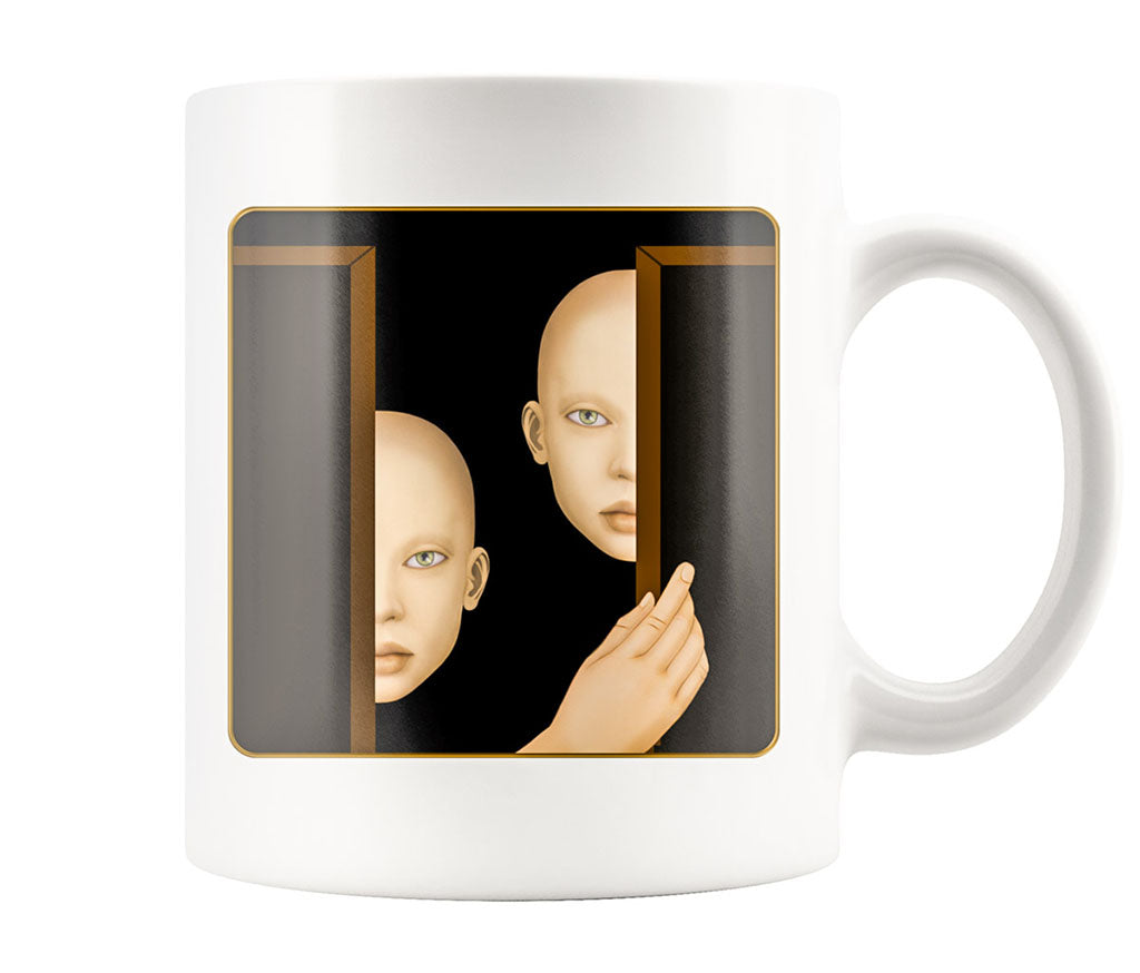 The Watchers - 11 oz mug