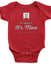 If I Grab It - Premium Baby Onesie
