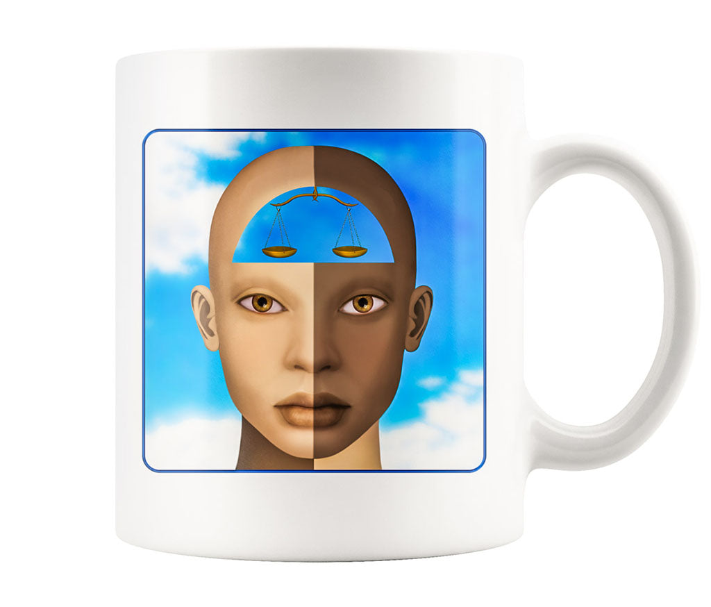 Brown Eyes - 11 oz mug