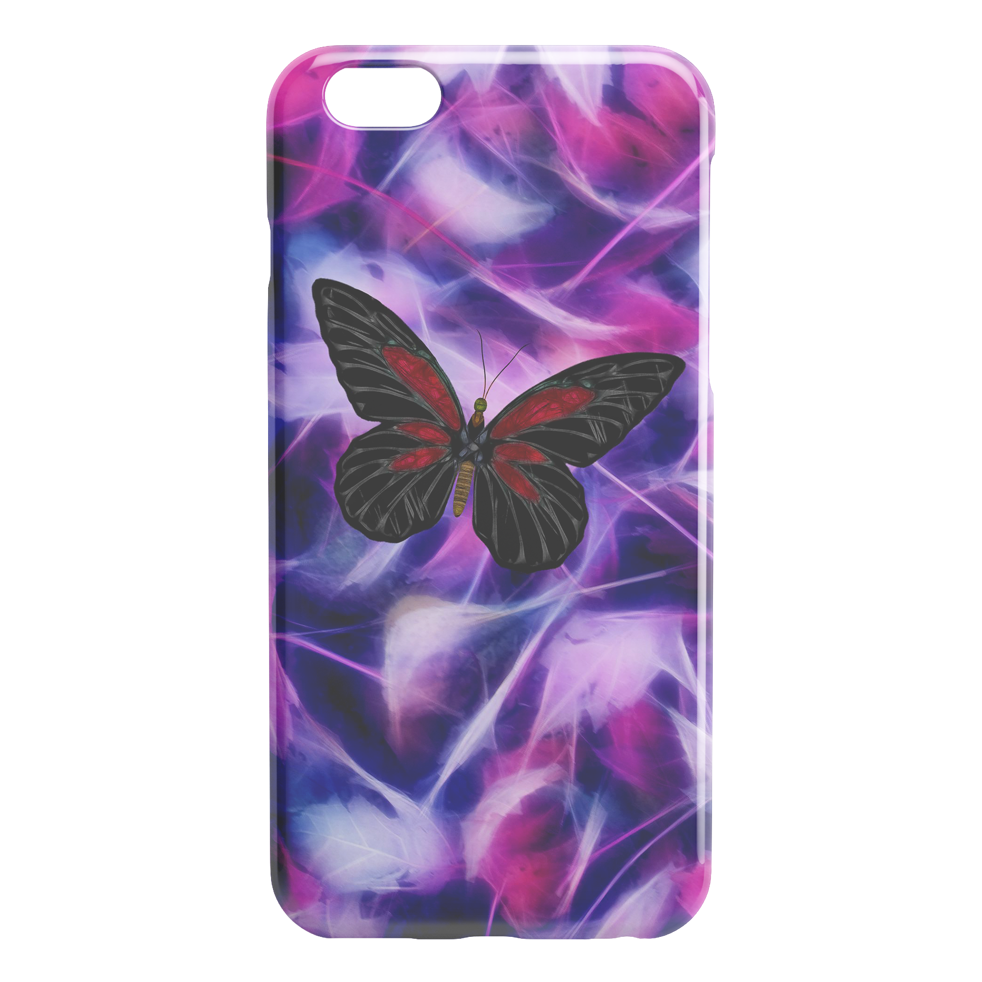 Butterfly 1 - iPhone case